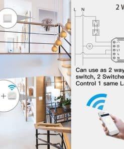 Interruptor-de-luz-inteligente-Wifi-Diy-disyuntor-M-dulo-de-automatizaci-n-Smart-Life-Tuya-APP