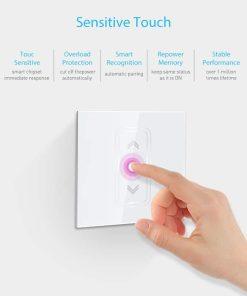 NEO Coolcam Smart Home Z Wave Plus interruptor de cortina inteligente para cortina motorizada el ctrica