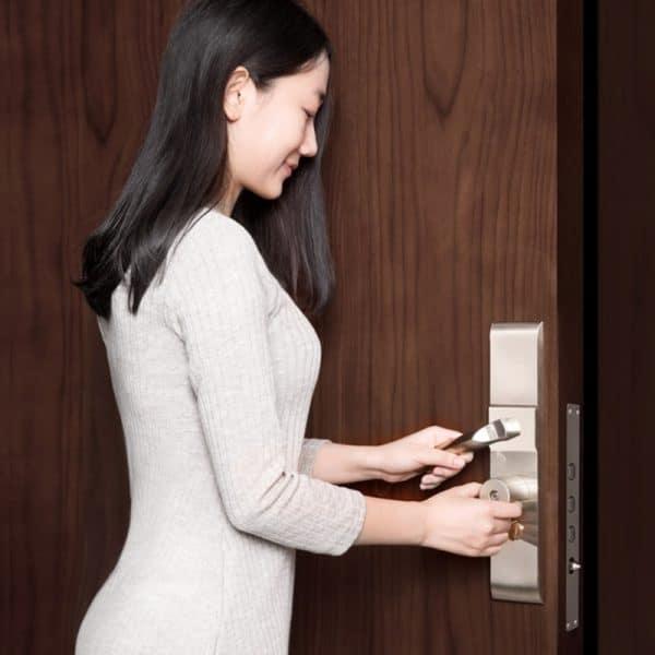 Aqara smart lock