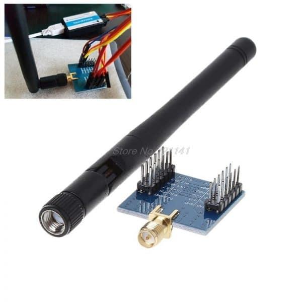 CC2530-Zigbee-m-dulo-UART-inal-mbrico-Placa-de-n-cleo-Placa-de-desarrollo-CC2530F256-puerto