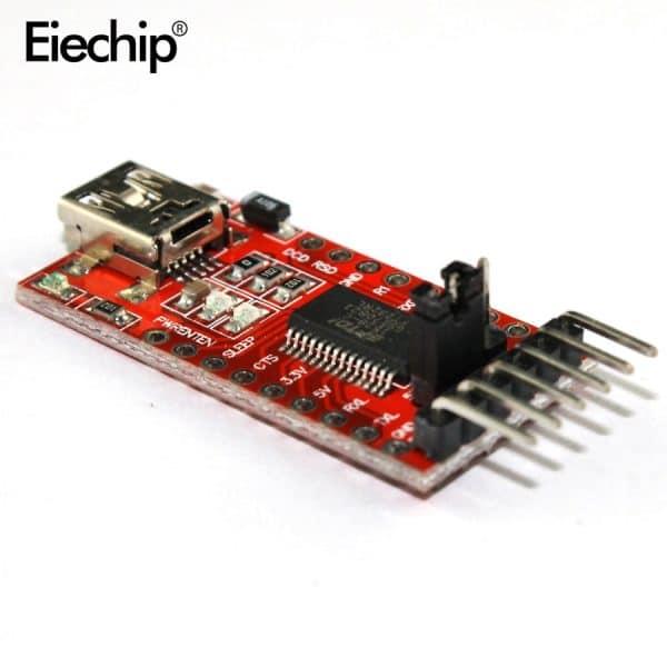 Adaptador FT232RL FT232 FTDI USB a TTL