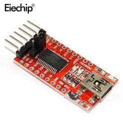 1-piezas-FT232RL-FT232-FTDI-USB-a-TTL-3-3-V-5-5-V-M-dulo