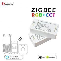Controlador Tira Led Gledopto 1ID/2ID rgb + cct