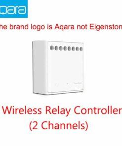 Original-Xiaomi-Mijia-Aqara-m-dulo-de-control-bidireccional-controlador-de-rel-inal-mbrico-2-canales