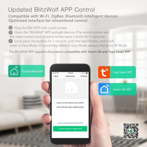 BlitzWolf BW-SHP5