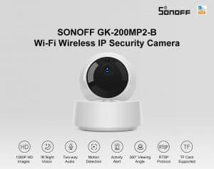 SONOFF GK 200MP2 B