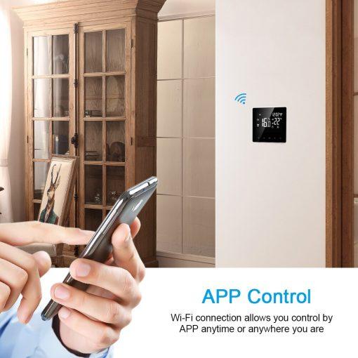 Termostato inteligente WiFi