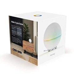 Homey | Smart Home Hub. Centros de Control Domótica Doméstica [Compatible con Alexa, Google Home, HomeKit/Siri]. Contiene Z-Wave, Zigbee, WiFi, BLE, 433MHz, Infrarrojos, KNX-IP