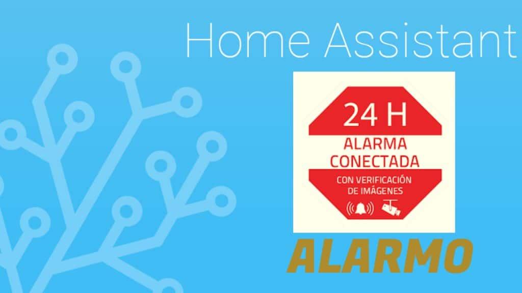 Alarma Para Home Assistant